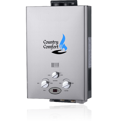 Black Diamond Supplies - Hot Water Heater Systems for Outdoors